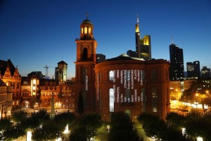 Satis&fy-Mapping an Frankfurter Paulskirche