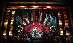 Elation LED video displays for International Portuguese Music Awards