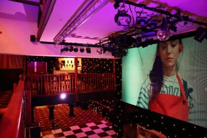 Glux LED provides visual solution for DJs venue