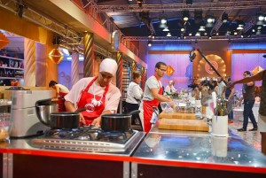 Robe fixtures illuminate 'MasterChef Algeria'