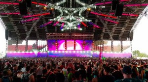 Powersoft M-Force and Rat Sound's SuperSub for Coachella 2018