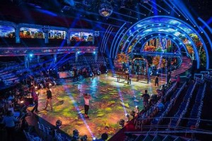 Kinesys supports 'Strictly Come Dancing'