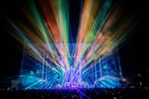 String Cheese Incident on tour with Robe BMFLs