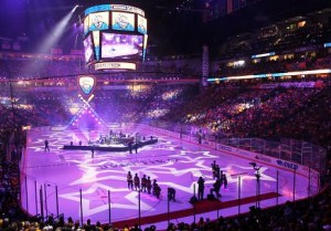 Morris deploys Clay Paky fixtures at NHL All-Star Weekend