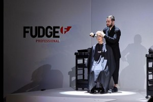 CPL delivers technical design and production for Fudge live hair styling event