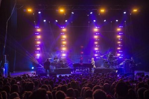 Colour Sound supplies lighting for Tom Odell's UK tour