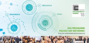 FAMAB-Sustainability Summit: Programm steht fest