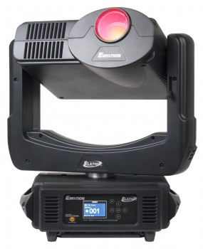 Elation ntroduces Emotion Moving Head Digital Light