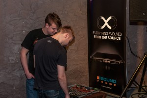 Powersoft EMEA distributors take X series on a tour