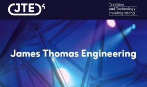 New James Thomas Engineering website for EMEA region launched