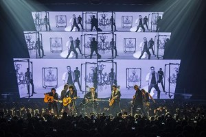 WI Creations supports Johnny Hallyday live shows
