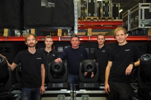 AV Center chooses Robe DL4S Profiles