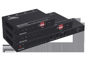 tvOne introduces new 12G-SDI distribution amplifier