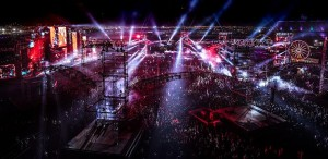 Robe supports EDC Las Vegas