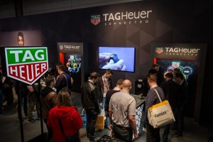 Satis&fy realisiert CeBIT-Messestand für TAG Heuer