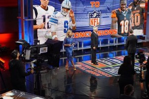 Various Elation products installed at Fox Sports LA Studio