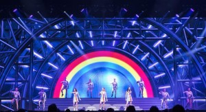 K3 on tour with new lighting and video design by Painting with Light's Luc Peumans